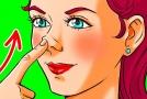 Nosies švara taip pat reikia rūpintis